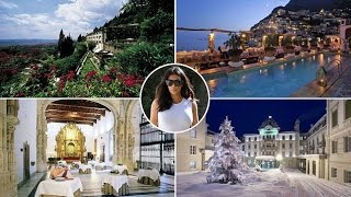 Kim Kardashian's Florence wedding suite among the 25 best hotels in Europe