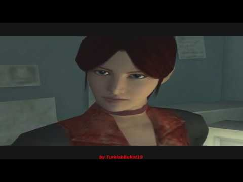 Resident Evil Code: Veronica X (PlayStation 2) - (Longplay - A Rank)
