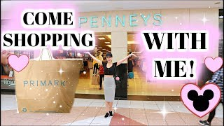 NEW COME SHOPPING WITH ME PRIMARK | VLOG | 2018