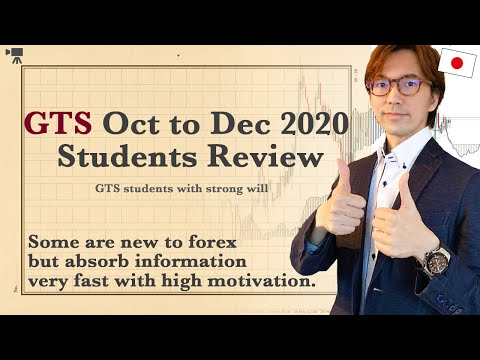 GTS Oct Students review: Some are new to forex but absorb information very fast with high motivation