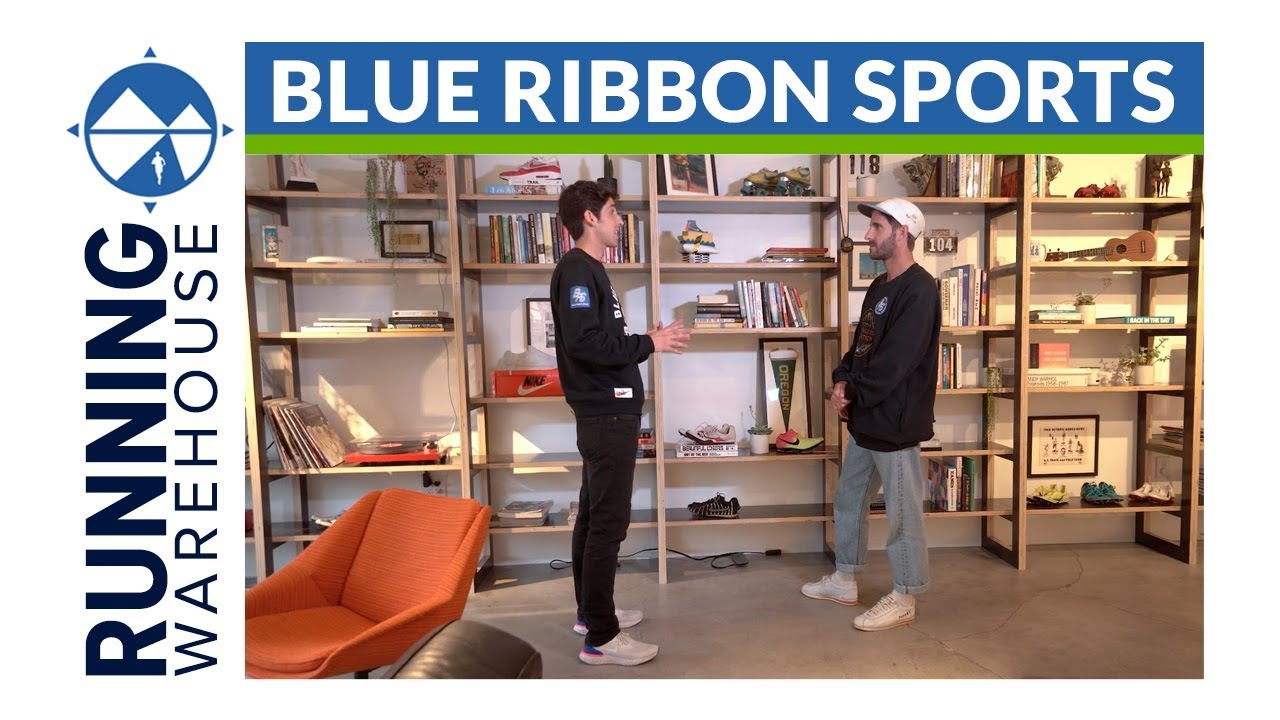 The First Nike Running Store: Blue Ribbon Sports