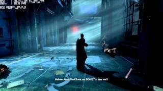 Batman Arkham Origins - GTX 780 - MAX OUT -VERY HIGH SETTINGS
