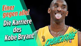 Die Karriere des Kobe Bryant   Crunchtime NBA