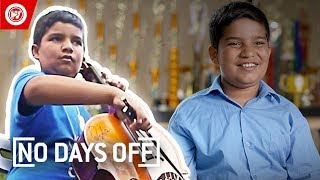 9-Year-Old UNREAL Musician | The Next Yo-Yo Ma?
