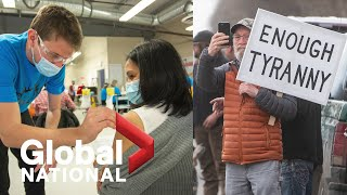 Global National: May 9, 2021 | Alberta government faces backlash ahead of tougher pandemic measures