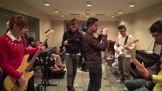 genit & salam rinduCOVER Paul Gilbert in japan