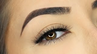 eyebrow tutorial   benefit cosmetics brow collection