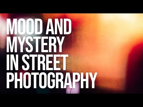 Street Photography Techniques: Mood & Mystery