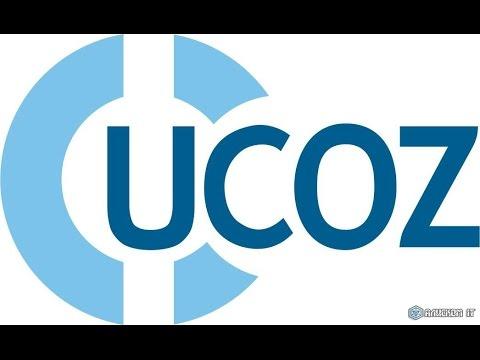Видео-Урок №1. Как создать сайт на бесплатном хостинге Ucoz