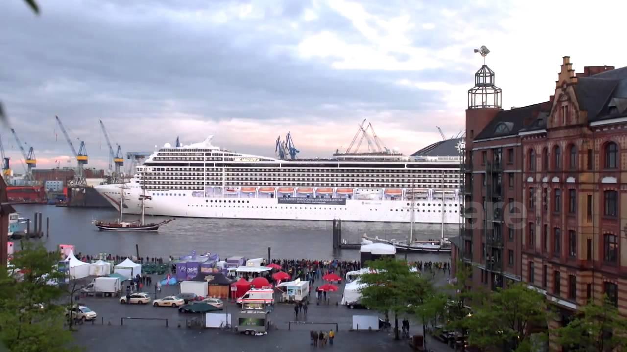 Seven Nation Army Cruise Ship | Fitbudha.com