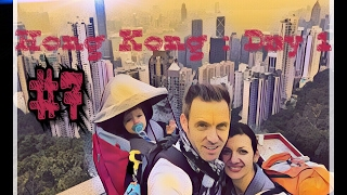 Vlog Hong Kong #7 - Victoria Peak & local food