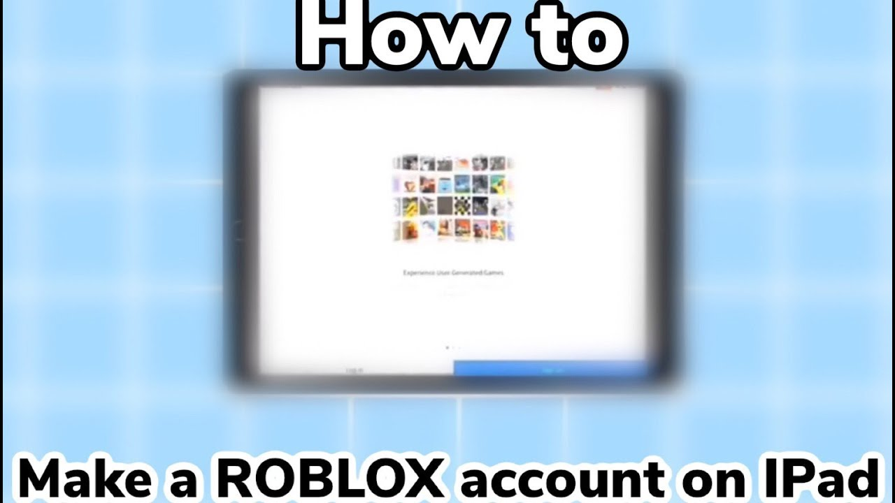 how to logout of your roblox account on ipad