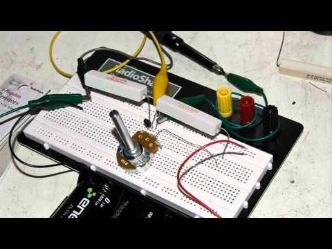 Transistor Amplification Factor, Beta