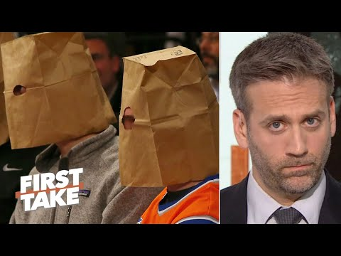 Knicks fans should fire themselves!   Max Kellerman   First Take