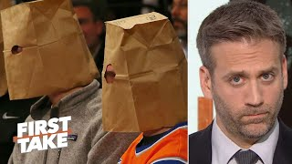 Knicks fans should fire themselves! - Max Kellerman | First Take