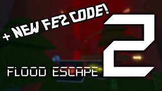 Roblox Flood Escape 2 (Test Map) | Hysteria By: Zlurm + NEW FE2 CODE!