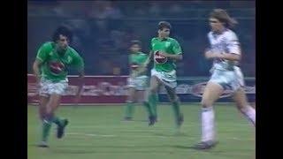 ASSE 2-0 Toulouse - 11e journée de D1 1987-1988