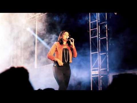   Antara Mitra In Kolkata    At SCC Fest   Janam Janam & Gerua    2017   