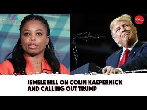 Jemele Hill on calling out Trump, hate mail, Kaepernick's Legacy | OTB AM