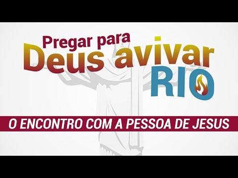 PREGAR PARA DEUS AVIVAR // SEMINÁRIO DE VIDA NO E.S // O ENCONTRO COM A PESSOA DE JESUS #01 / Sandro