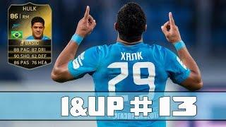 FIFA 14 | 1&UP | HULK | #13(FIFA 14 | 1&UP | HULK | #13 Друзья, спасибо вам за щедрые лайки и комментарии ;) ВСЕ ВИДЕО ЛОКИ: https://www.youtube.com/user/Lokidjaja/playlis..., 2014-08-22T10:06:39.000Z)