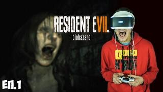 Сложих ПАМПЕРС! Христо играе: Resident Evil 7 VR