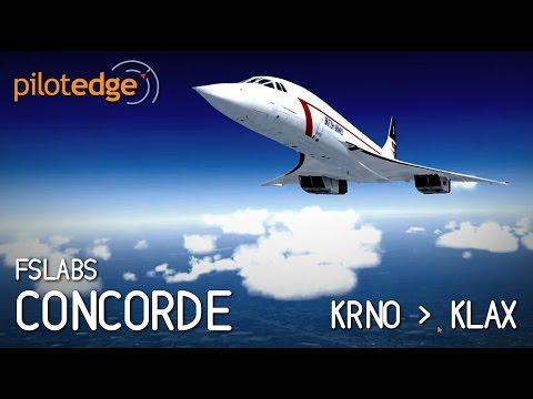[Livestream] Concorde on Pilot Edge - 5th Anniversary Fly-In