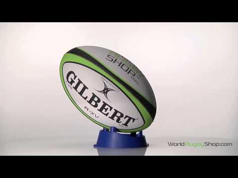 GILBERT WRS A XV TRAINING RUGBY BALL SIZE 4 25719