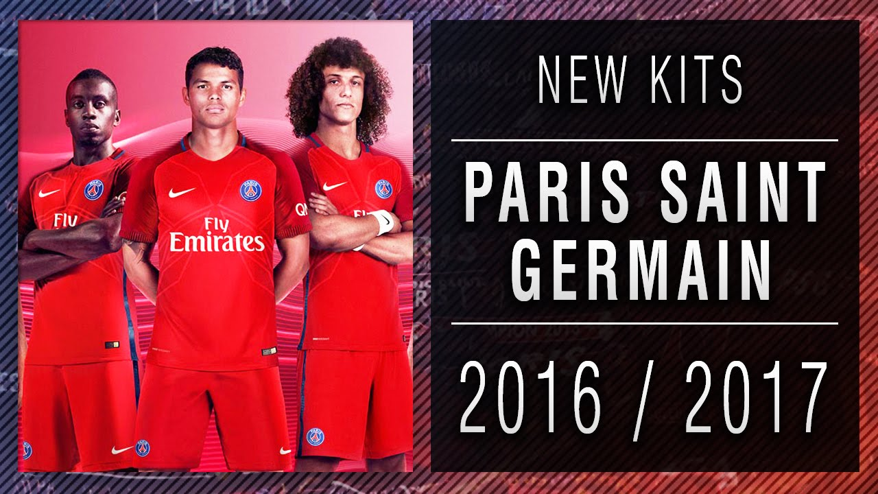 13a5ddc3d2e PES 2013 | New GDB • Paris Saint Germain • 2016 / 2017 • HD - YouTube