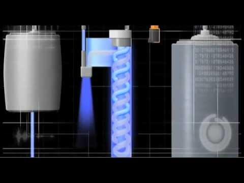 UV/GAC Alkaline Water Dispenser
