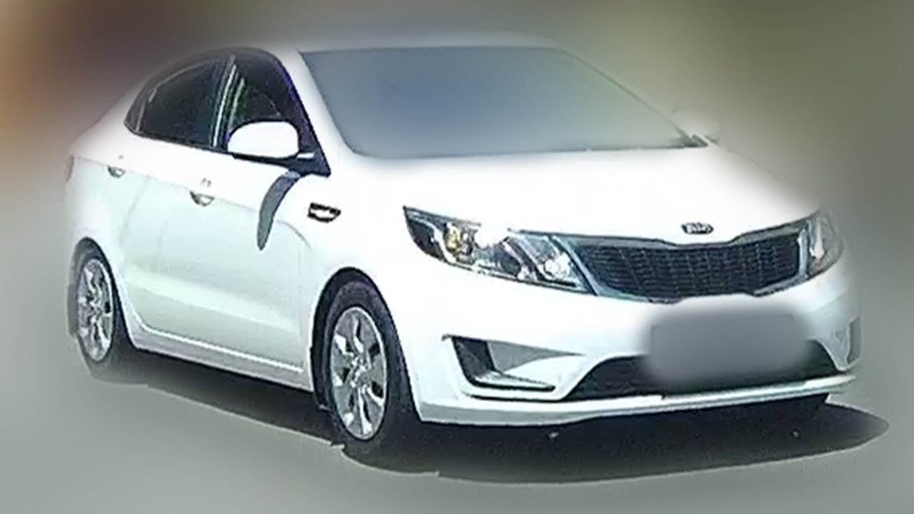 New 2018 Kia Rio White Sedan New Generations Will Be Made In 2018 Youtube