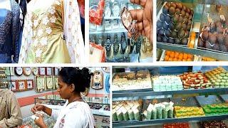 godhbhari me kya pehn ne wali hu ♥️Kya Gift Li Maine Unke Liye 😊Indian Vlogger Naziya shaikh
