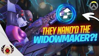 They Nano'd the Widowmaker?!
