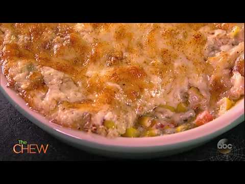 The Pioneer Woman Makes Hot Corn Dip on The Chew