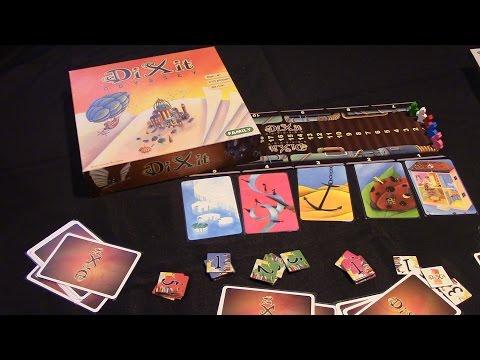 Jeremy Reviews It... - Dixit Board Game Review - Spiel des Jahres 2010