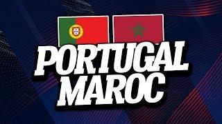 🔴 DIRECT / LIVE : PORTUGAL - MAROC // Club House thumbnail