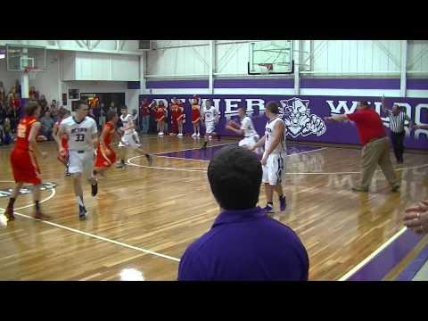 Colby Peukert 2016 SG:6'2 Bevier High School MO 27ppg