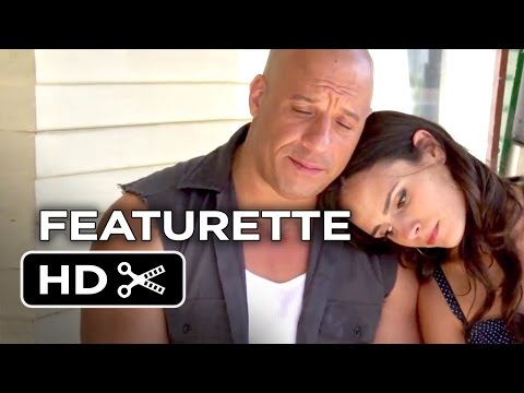 Furious 7 Featurette  The Toretto House 2015  Vin Diesel, Jordana Brewster Movie HD