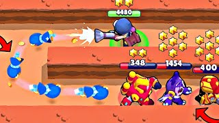 0,01% CHANCE TO SURVIVE! Brawl Stars Fails & Wins #199