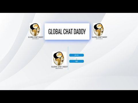 Global Chat Daddy -  New Social Platform