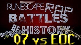 runescape rap battles of history eoc vs runescape 07 hd