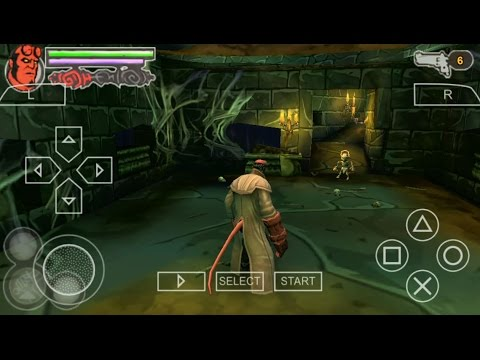 Hellboy: The Science of Evil PSP Gameplay | PPSSPP Emulator Android 2017 HD
