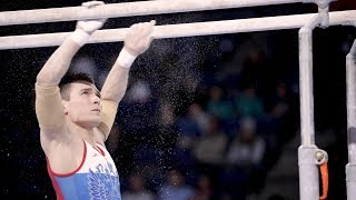 David Belyavskiy (RUS) PB - 2019 Worlds Stuttgart - Podium Training