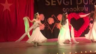 2018 Sevgi Durağı Anaokulu Yıl Sonu Gösterisi - Dans Gösterisi