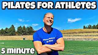 Pilates Workout for Athletes | Sean Vigue