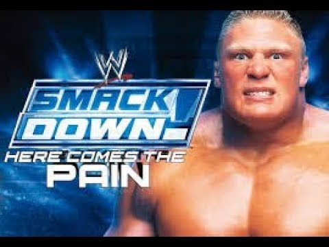 how to downlaod and install the smack down here comes the pain in PC
