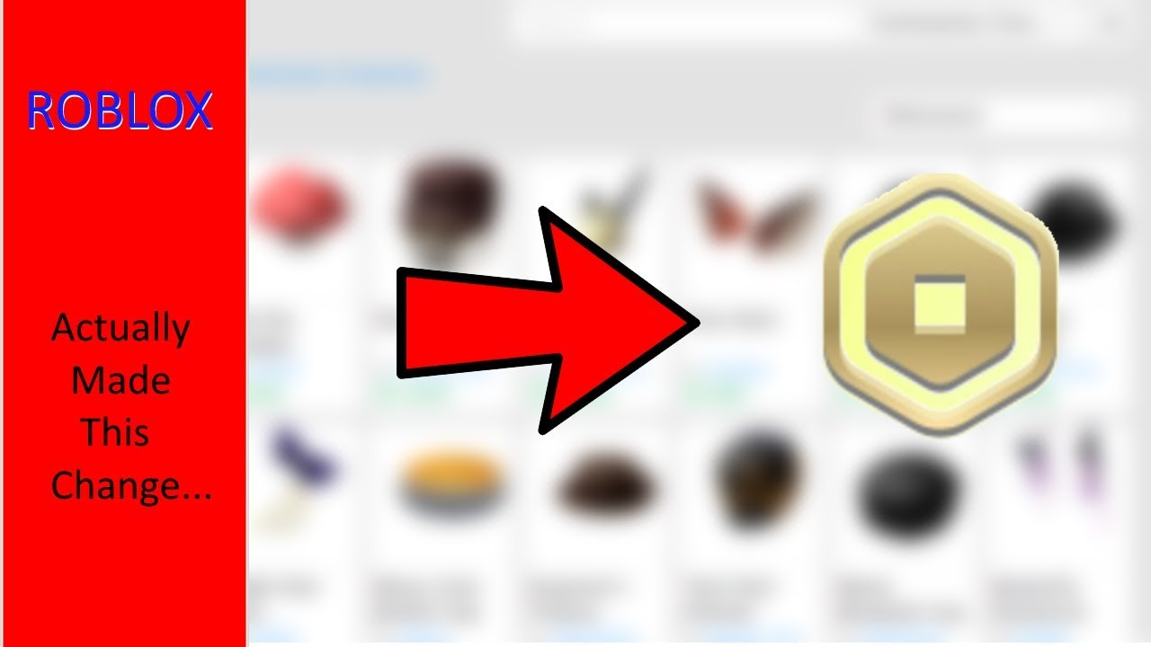 Mmp2 Closed Roblox Roblox Actually Made This Change To Robux Youtube
