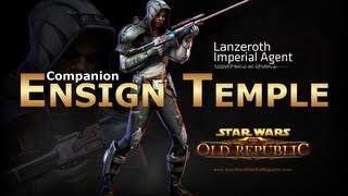 SWTOR: Imperial Agent - Ensign Raina Temple Romance Conversations