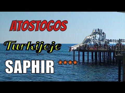 Saphir Hotel & Villas Konakli Alanya Turkey 2019 Spalis