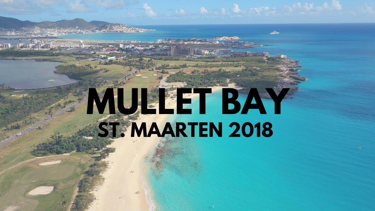 mullet bay january 2018